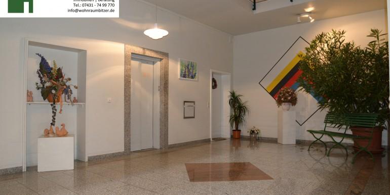 Eingangshalle wohnraumbitzer