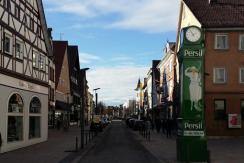 Laden in Albstadts SONNENSTRAßE