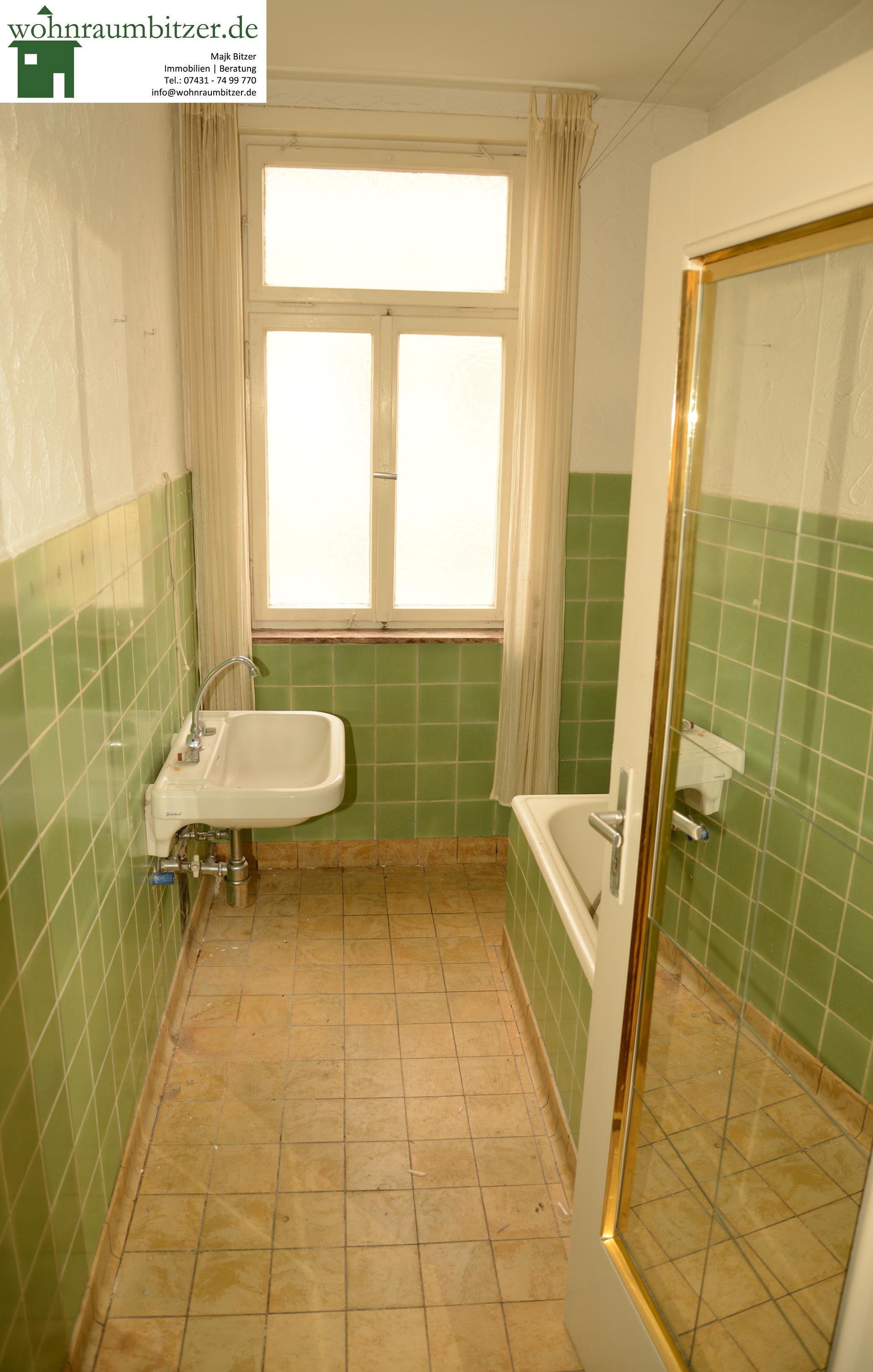 kapitalanlage 3 läden, 3 wohnungen fußgängerzone albstadt-ebingen, Badezimmer ideen