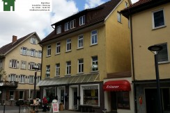 Kapitalanlage 3 Läden, 3 Wohnungen Fußgängerzone Albstadt-Ebingen