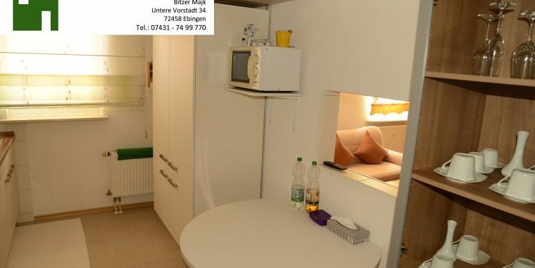 6 Küchezeile rechts mit Durchreiche wohnraumbitzer.de