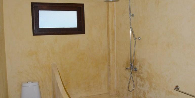 Dusche Erster Stock Villa