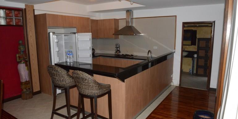 Küche Erster Stock Villa