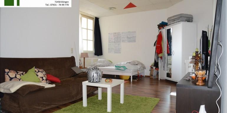 Eingerichtet Wohnzimmer Poststraße 6
