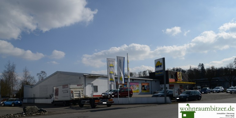 Herbertinger Straße 38 Bad Saulgau Ansicht vom Gewerbegebiet