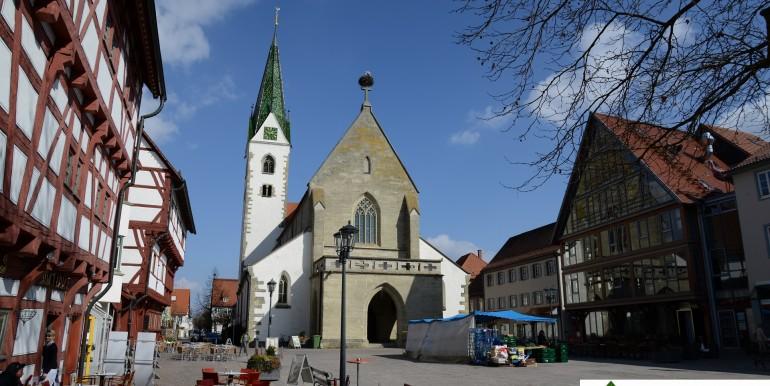 Impressionen Storch Bad Saulgau Marktplatz