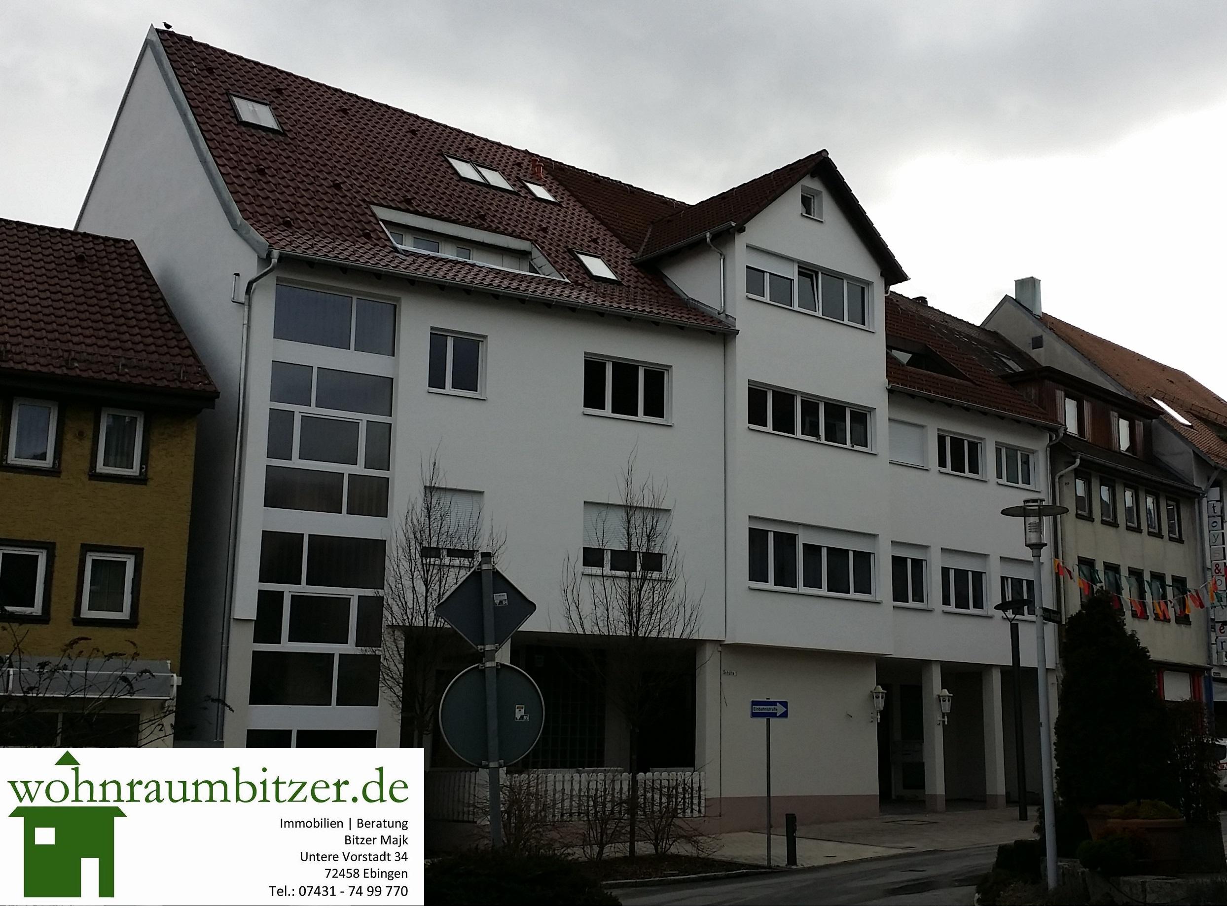 Restaurant Ebingen nahe Fußgängerzone zu vermieten
