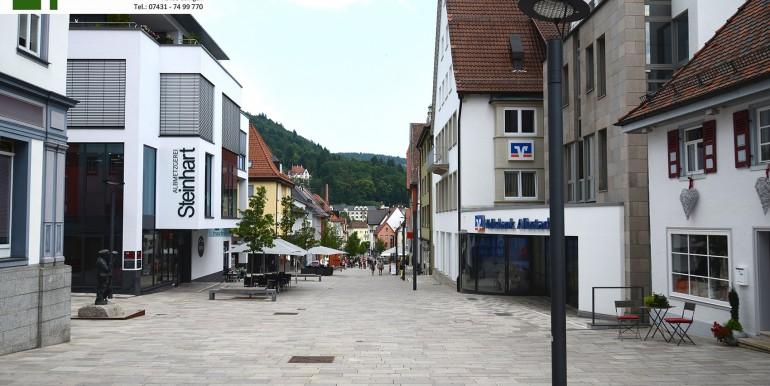 Fussgängerzone Albstadt