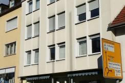 Laden direkt an der Hauptstraße von Albstadt Tailfingen
