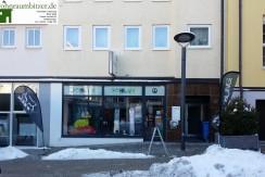 Gewerbobjekt neben Müller Albstadt Ebingen zu vermieten