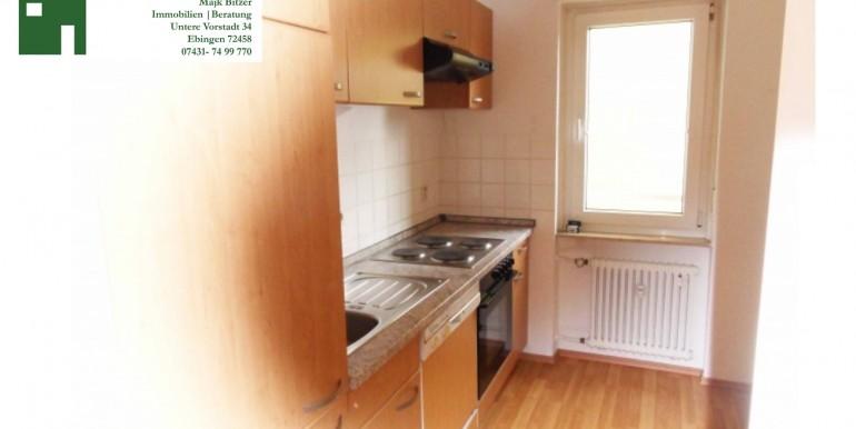 66 Küche Leer