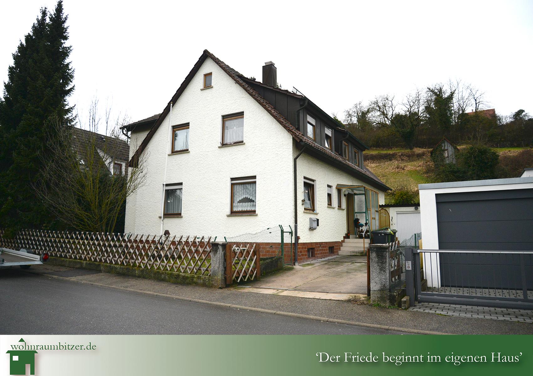 Zweifamilienhaus Dürrmenz Mühlacker