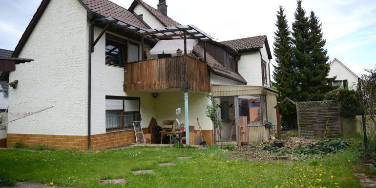 Zweifamilienhaus Dürrmenz Mühlacker 4, Einfamilienhaus