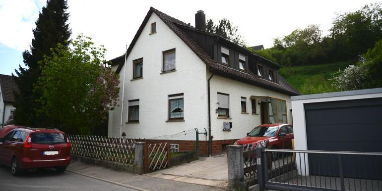 Zweifamilienhaus Dürrmenz Mühlacker 5, Einfamilienhaus