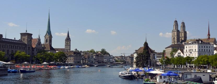 Zürich City Real Estate Info