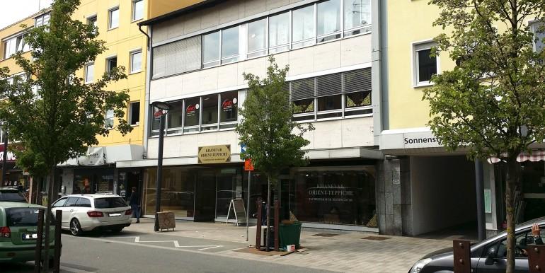 Büro 1 A Lage in Ebingen 2