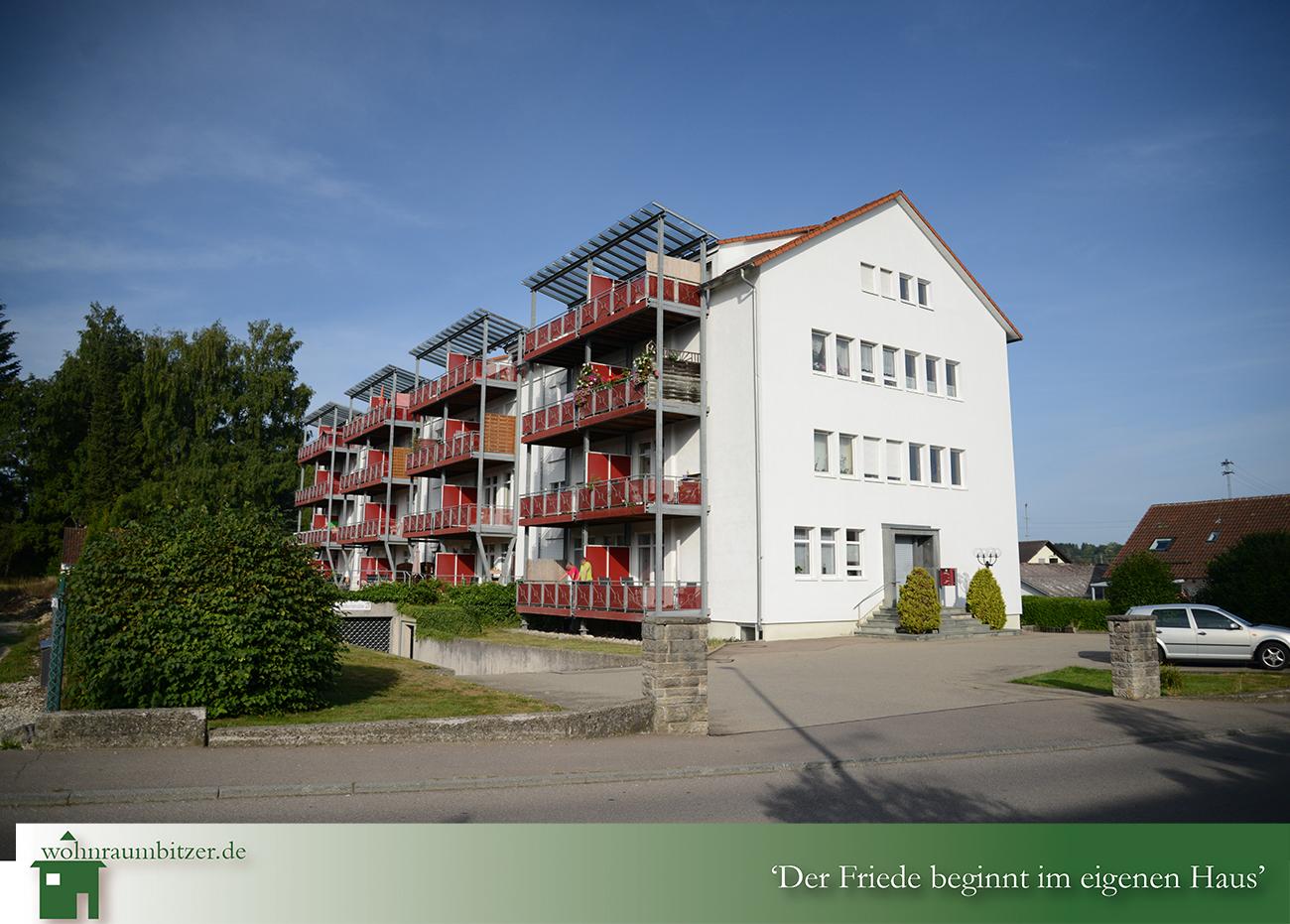 Winterlingen 3 Zi Wohnung mit Balkon