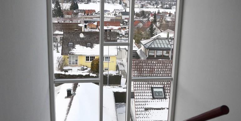 Winterlingen Charlottenstraße Hausflur Aussicht