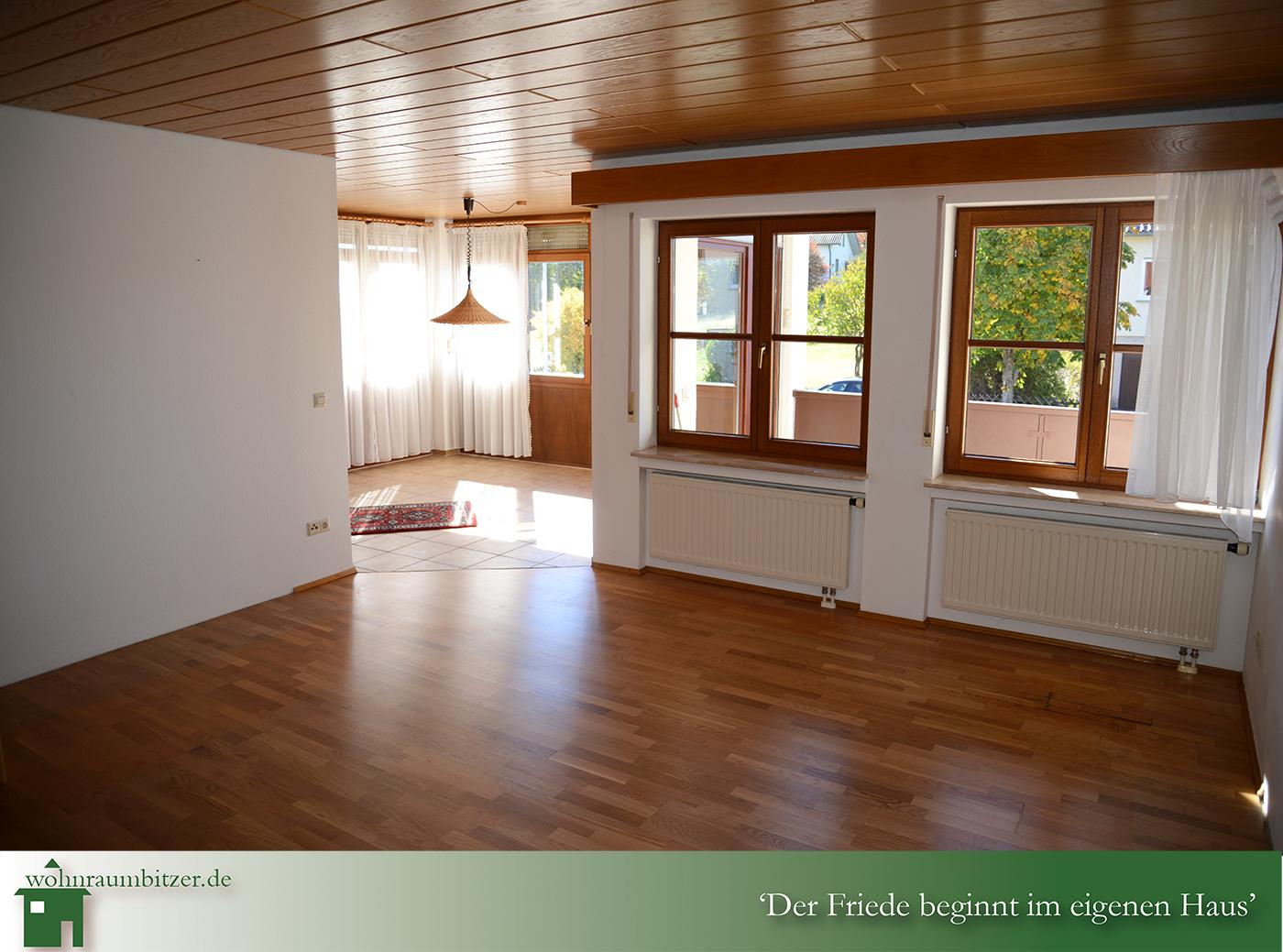 Balkon, Sonne, Wohnküche Meßstetten