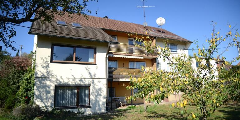 6 Süd Ansicht Haus Bodelshausen