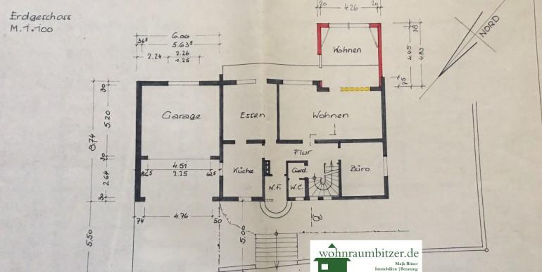 Erdgeschoss Haus Bodelshausen