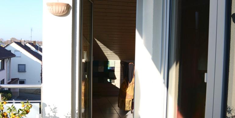 Wohnung Schwieberdingen Balkon 2
