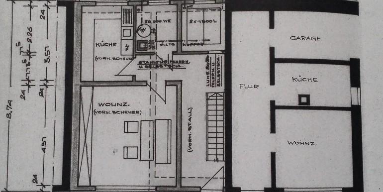 Grundriss EG Haus 1 und 2