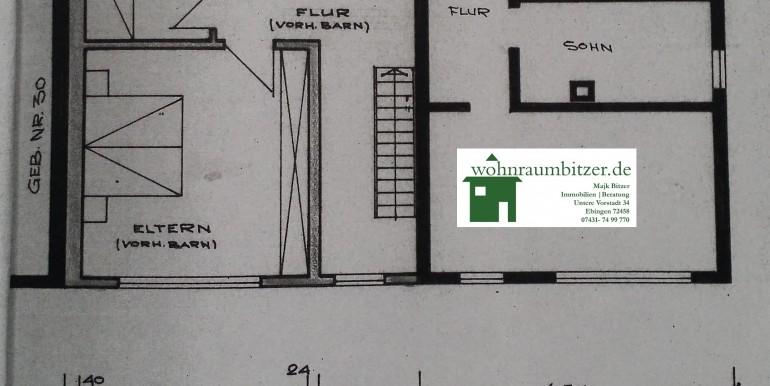 Grundriss OG Haus 1 und 2