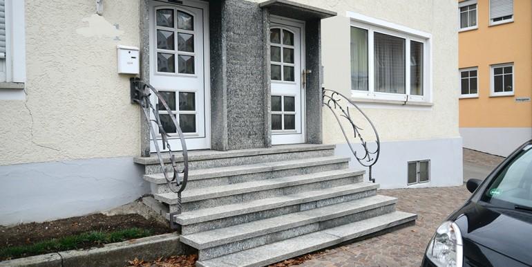 Risse in der Wand 1 Haus Schömberg
