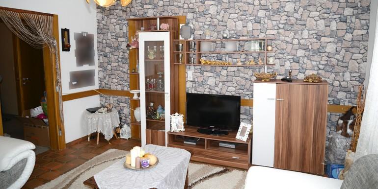 Wohnzimmer EG Zweifamilienhaus Tailfingen zu verkaufen