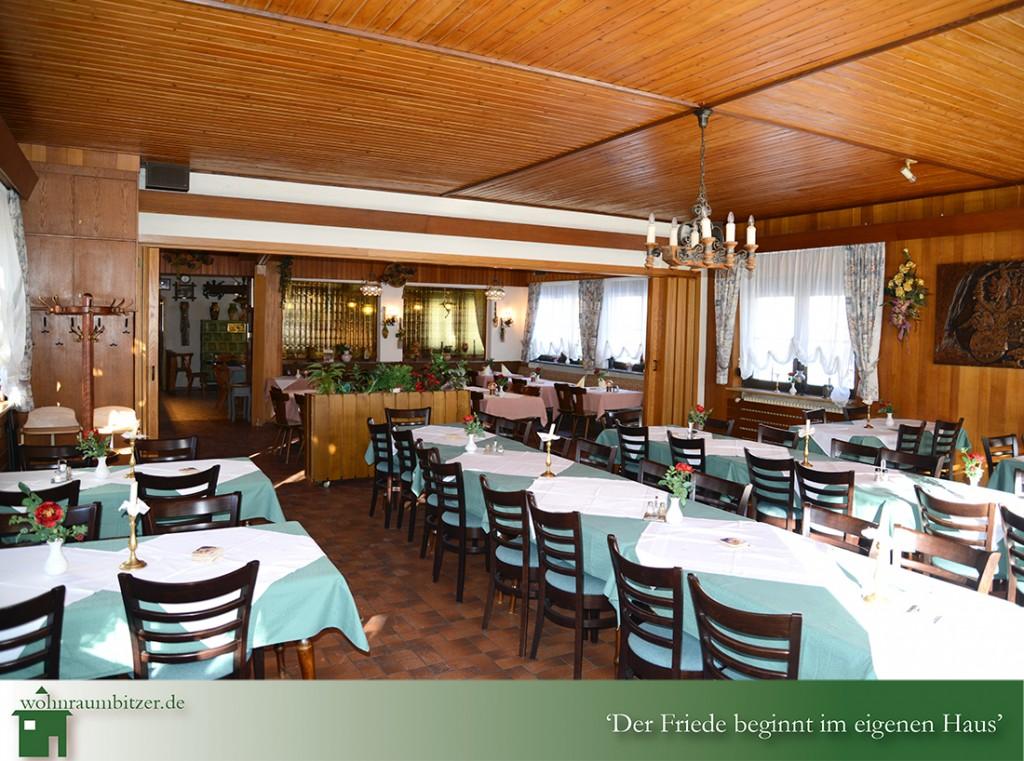 5 Grüne Au Albstadt Ebingen zu vermieten, Gruene Au Restaurant Hotel Kegelbahn zu vermieten,zu verpachten,Gästezimmer,Hotel langfristig zu vermieten Bitzer