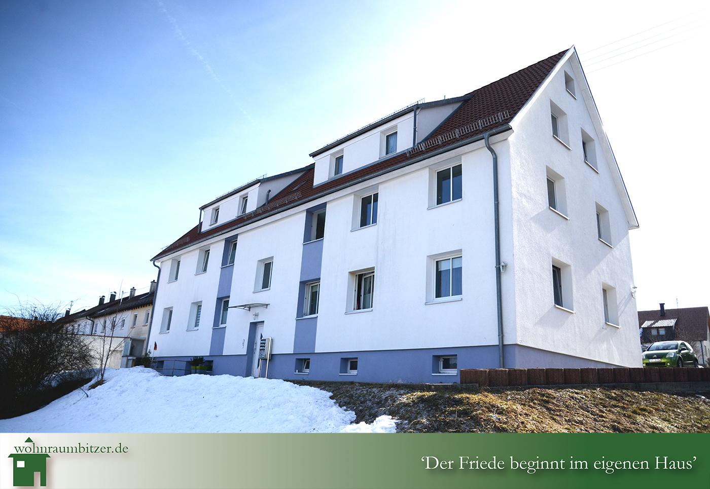 Mehrfamilienhaus Gosheim zu verkaufen