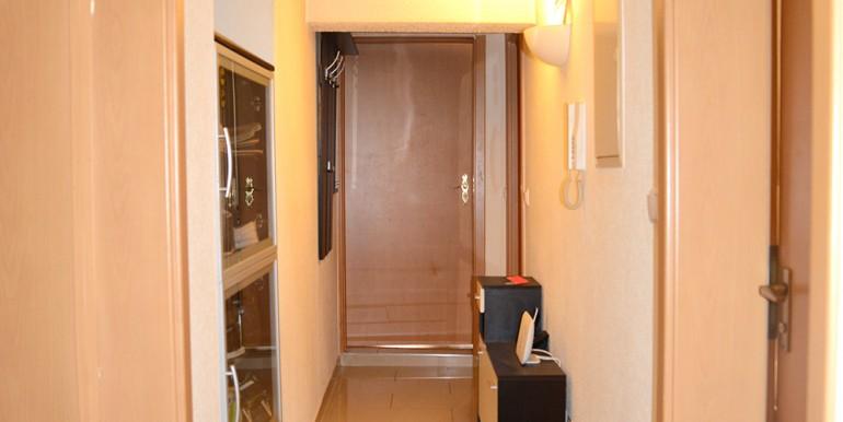 Drei Zimmer Wohnung Stadtmitte Flur