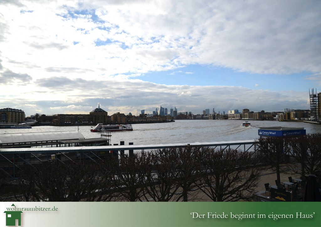 LONDON'S CANARY WHARF- THE ONE PARK DRIVE ESTATE6