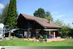 Einfamilienhaus Garten Bechtoldsweiler