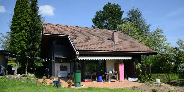 Einfamilienhaus Garten Bechtoldsweiler 2