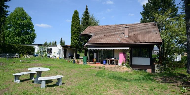 Einfamilienhaus Garten Bechtoldsweiler 3