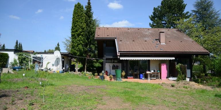 Einfamilienhaus Garten Bechtoldsweiler 4