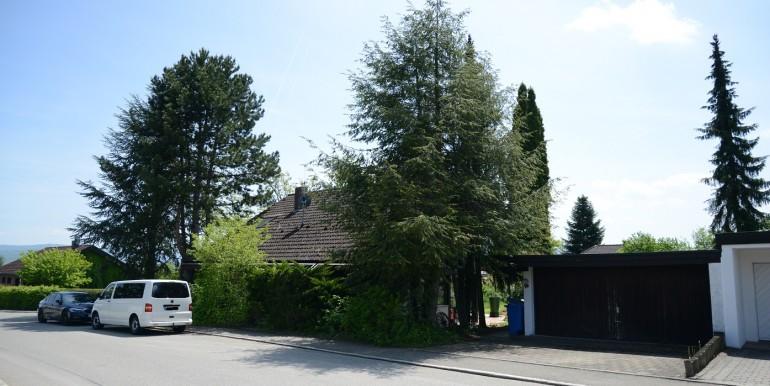 Einfamilienhaus Garten Bechtoldsweiler 7