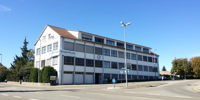 Industrie Gewerbeprojekt Tailfingen