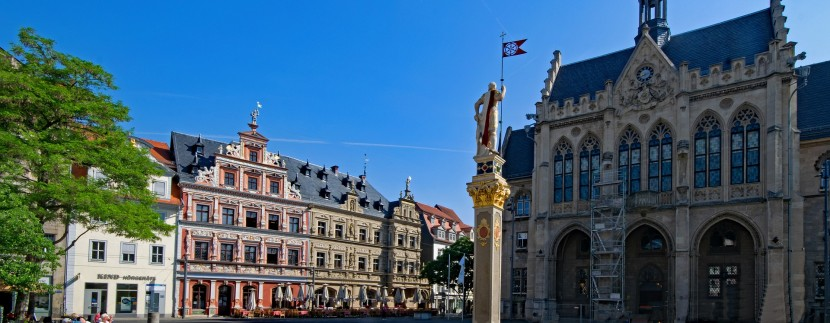 Erfurt begrenzte Mieterhöhungen
