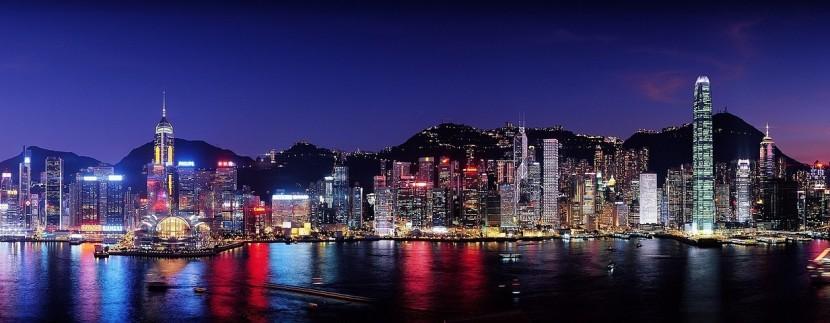 Hong Kong und 969.000 Gründe