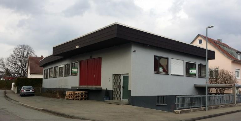 Produktions Lagerhalle Tailfingen