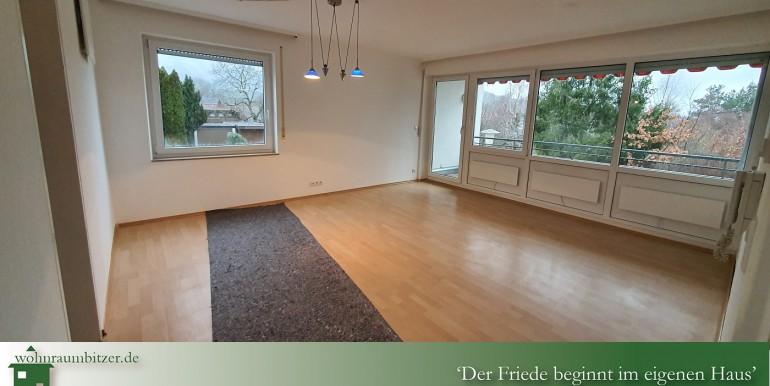 3 Zimmer Wohnung Thanheim 1