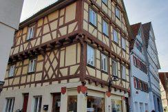Denkmalschutz Immobilie Herrenberg