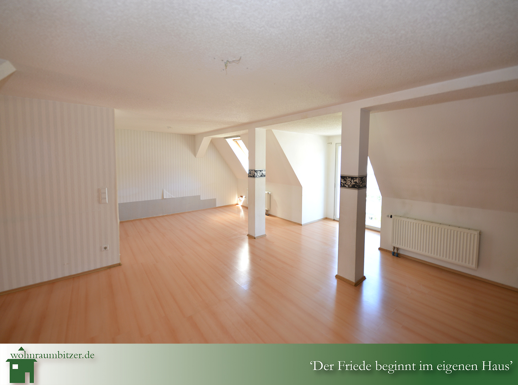 4,5 Zimmer DG Wohnung Stadtmitte Ebingen