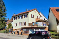 Bodelshausen 3 Wohnungen 1 Laden