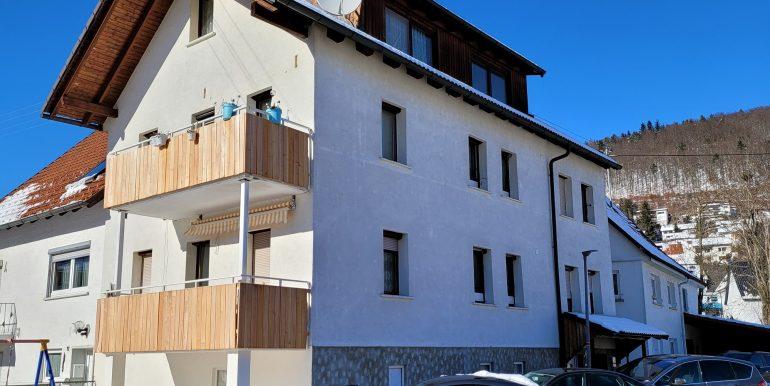 Ansicht Haus außen 2 Burladingen