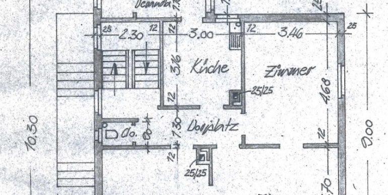 4 Familienhaus Ebingen Plan 1 Stock