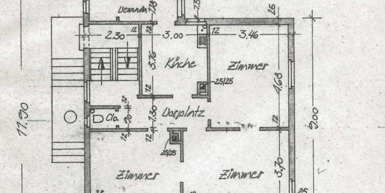 4 Familienhaus Ebingen Plan Erdgeschoss